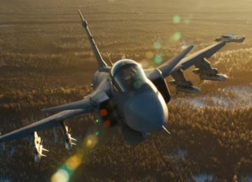 Saab Gripen JAS-39