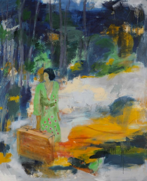 Susanne Heitmann: Koffer to go