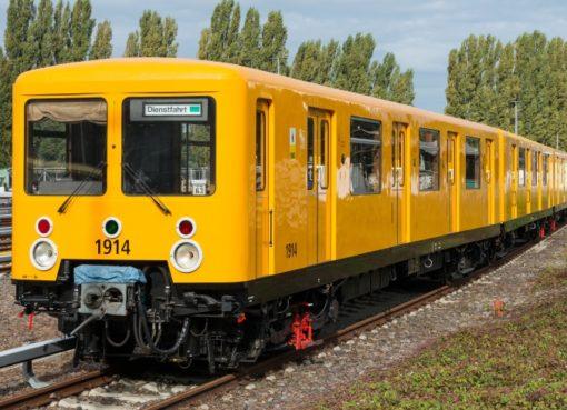 U-Bahn Baureihe E III