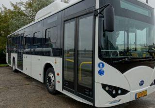 BVD E-Bus aus China im Test