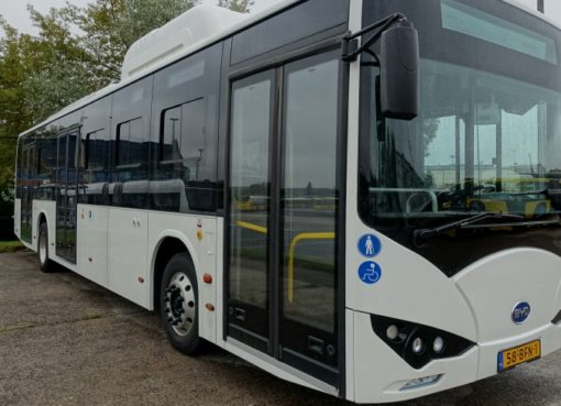 BVD E-Bus aus China im Test