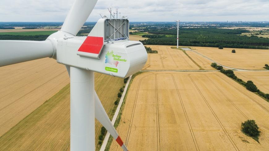 Windenergieanlage Sputendorf