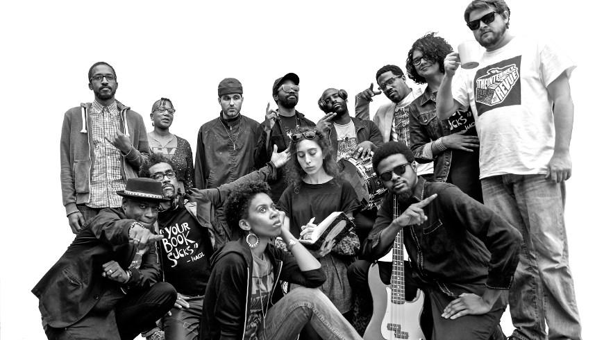 Heroes are Gang Leaders - Foto: © Diane Allford