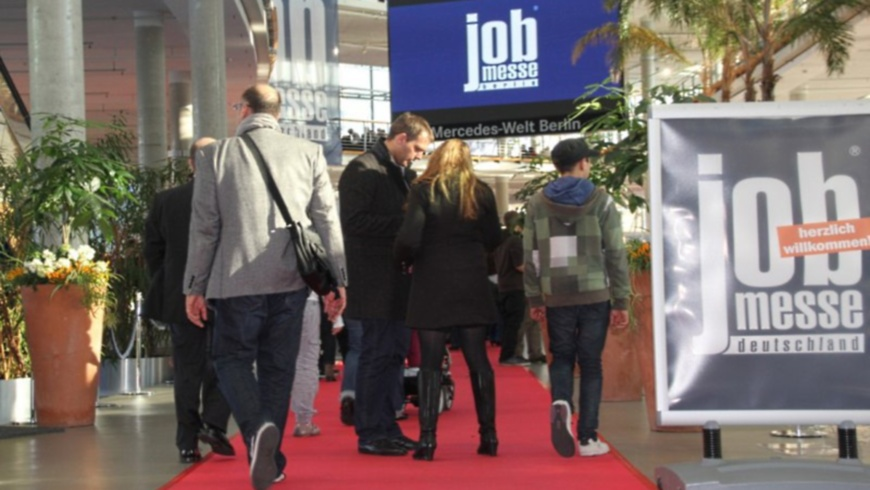 jobmesse in Berlin
