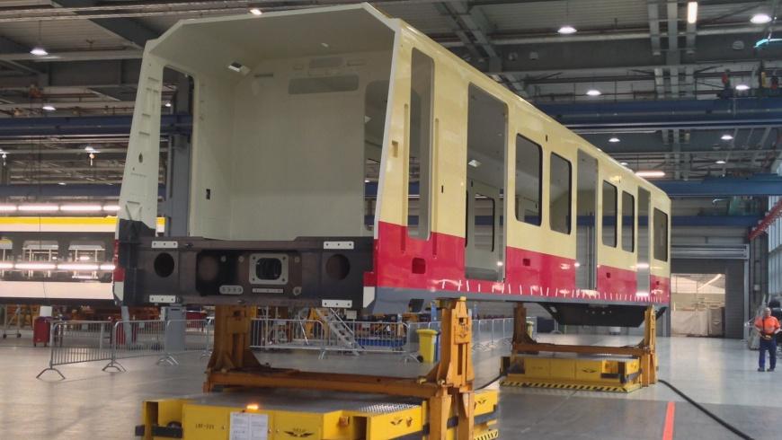 Stadler / Siemens: Neue S-Bahn