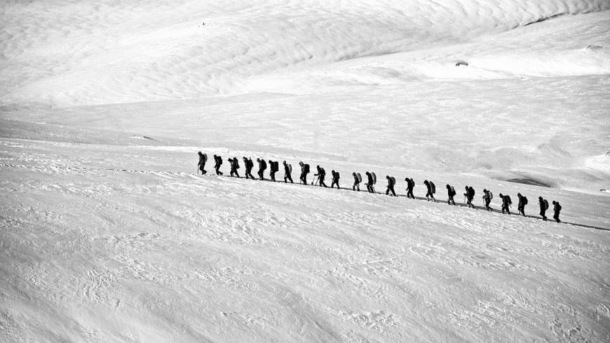 Gesucht: Bergsteiger