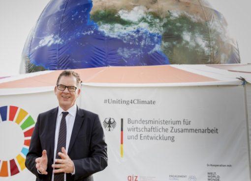 """Climate Planet"" in Bonn"