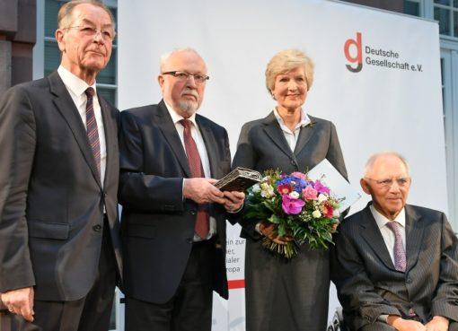 Preisverleihung Deutsche Gesellschaft e.V.