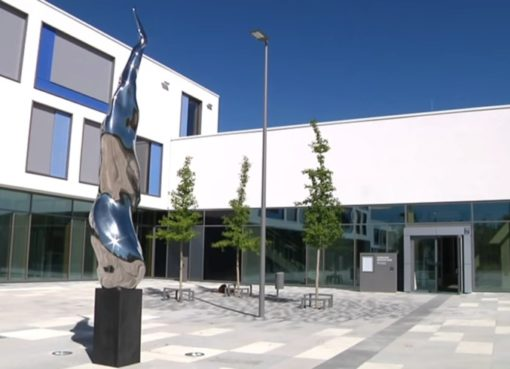 Schulbau in München