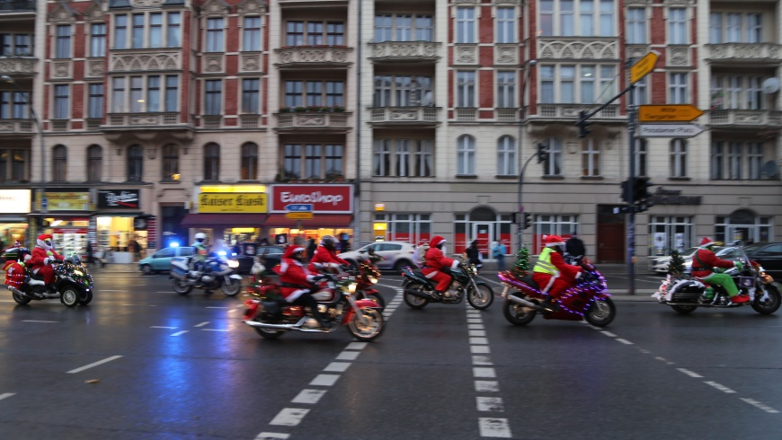 20. Berlin Christmas Biketour