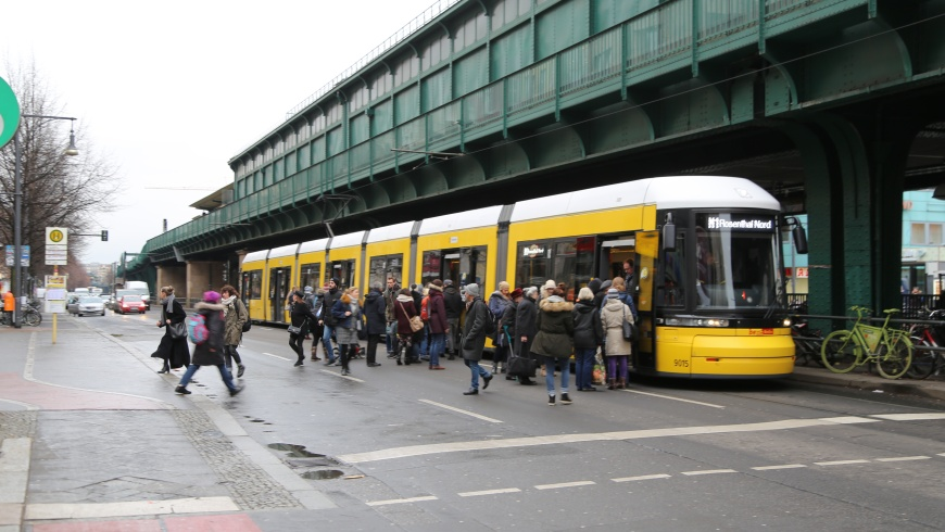 Tram M1