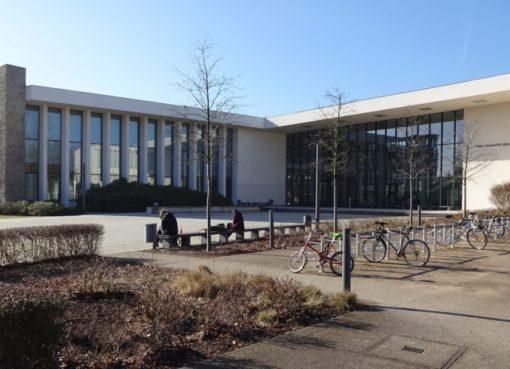 Henry-Ford-Bau der Freien Universität Berlin