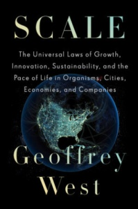 Geoffrey West: Scale