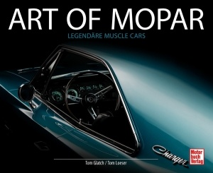 Tom Loeser / Tom Glatch: ART OF MOPAR