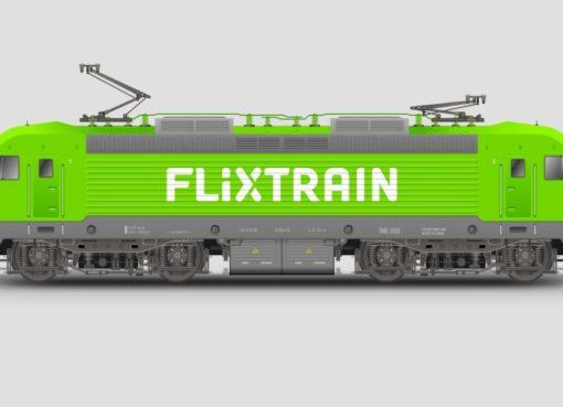 Flixtrain startet am 24.3.2018