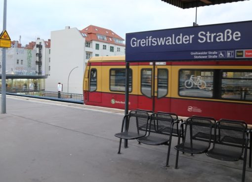 Bahnhof Greifswalder Straße