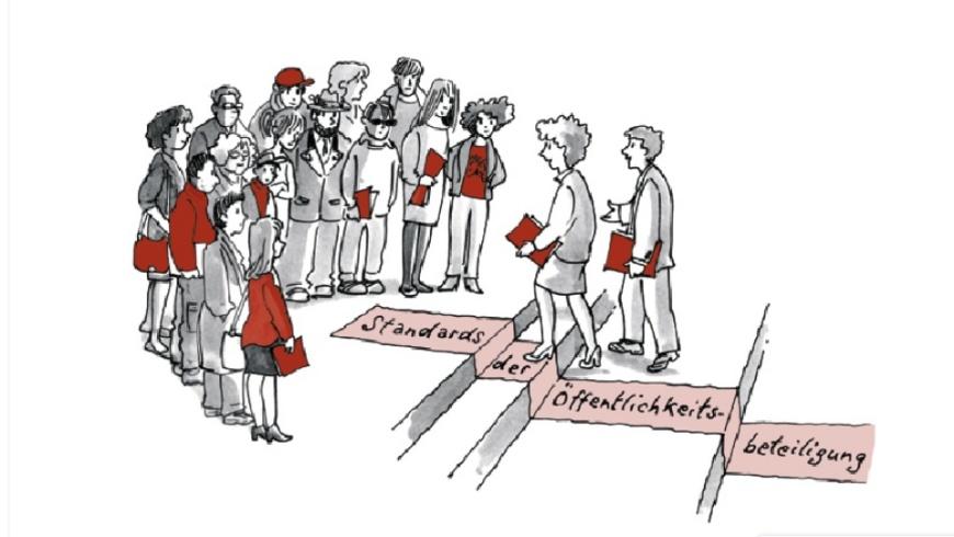 Standards der Öffentlichkeitsbeteiligung