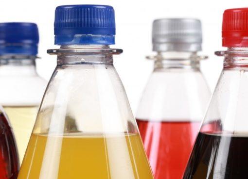 Limonaden und Cola