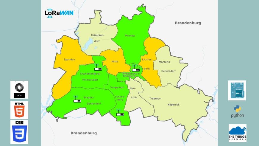 SmartCity-Mediennetzwerk Berlin