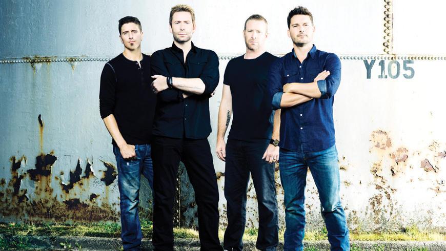 Nickelback - Pressebild © imagesportal.com
