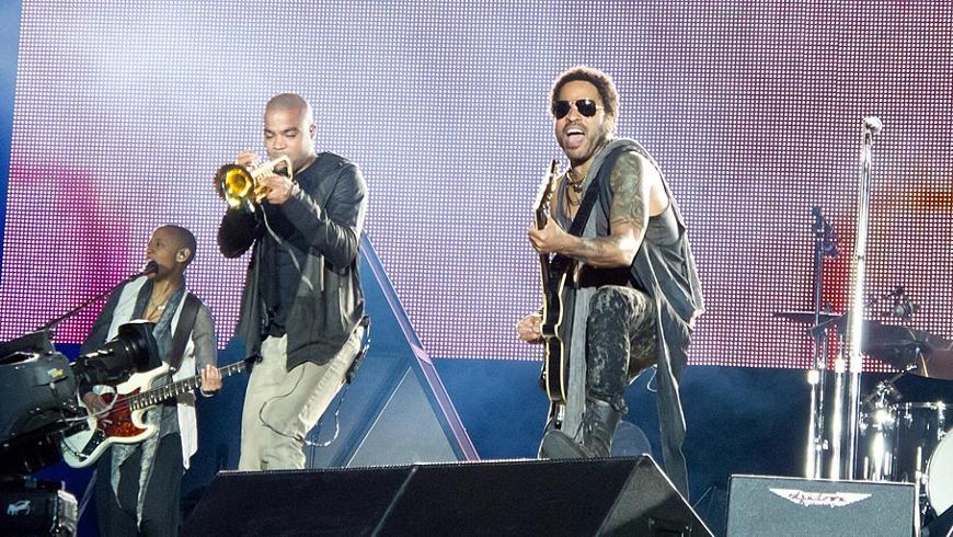Lenny Kravitz bei Rock in Rio, Madrid 2012 - Foto: © Carlos Delgado