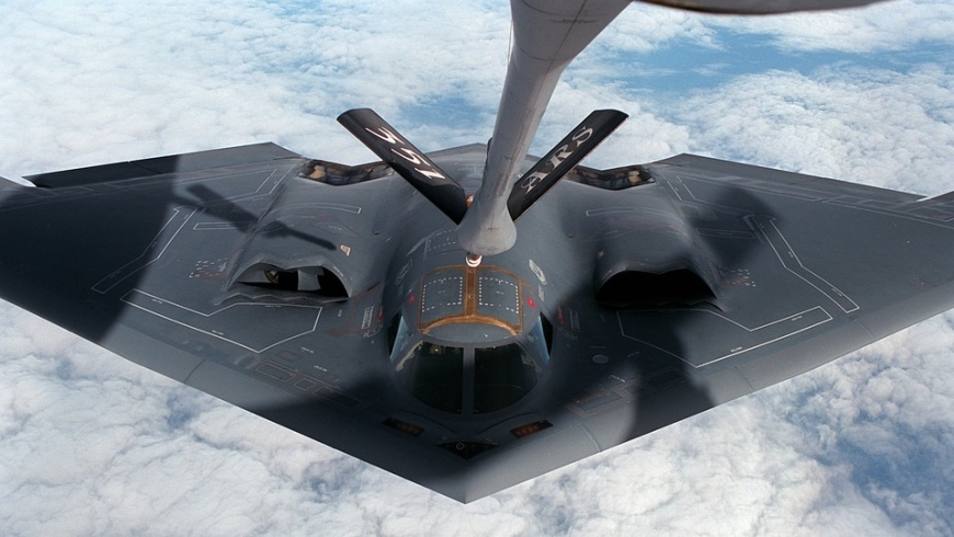 Strategischer Langstreckenbomber Northrop B-2