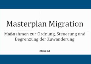 Masterplanb Migration 22.06.2018