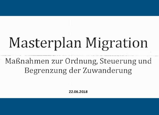 Masterplanb Migration 22.06.2018