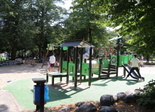 Spielplatz Teutoburger Platz