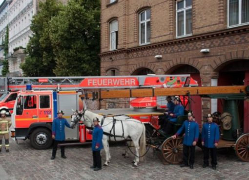 135 Jahre Feuerwache Prenzlauer Berg