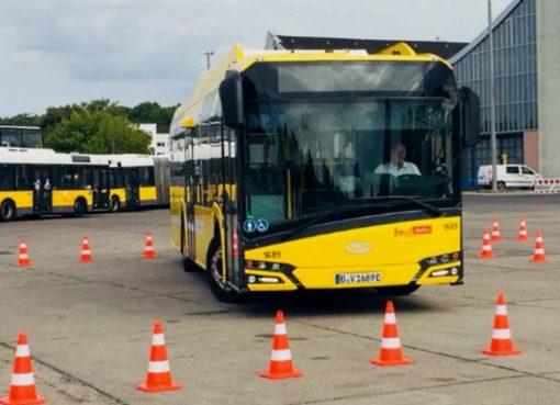 1. European Busdriver Championship