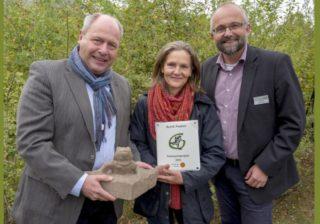 Barnimer Naturparkpreis für Pankow