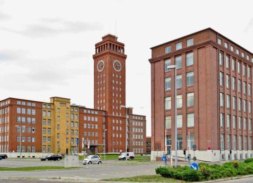 Siemensturm in Spandau