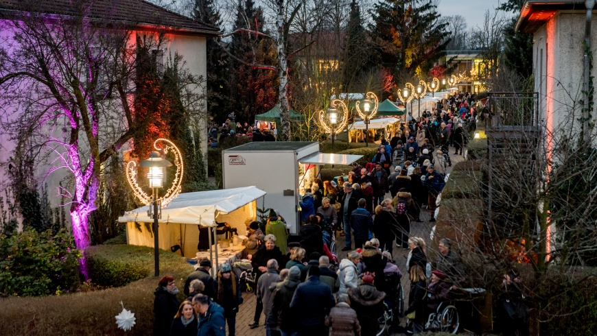 Adventsbasar in Blankenburg