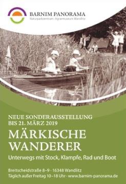 """Ausstellung """"Märkische Wanderer"""""""