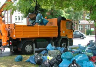 Abfallbeseitigung