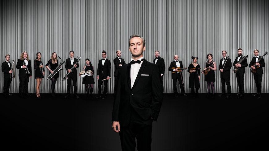 Jan Böhmermann & das Rundfunk Tanzorchester Ehrenfeld