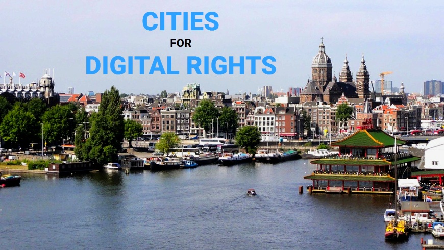 Amsterdam - City for Digital Rights
