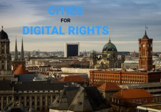 Berlin - City for Digital Rights