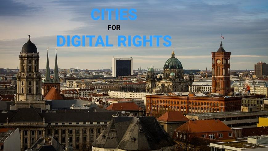 Berlin - City for Digital Rights