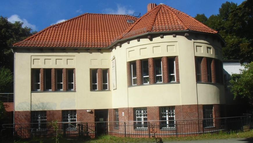 Freizeithaus Berlin-Weißensee