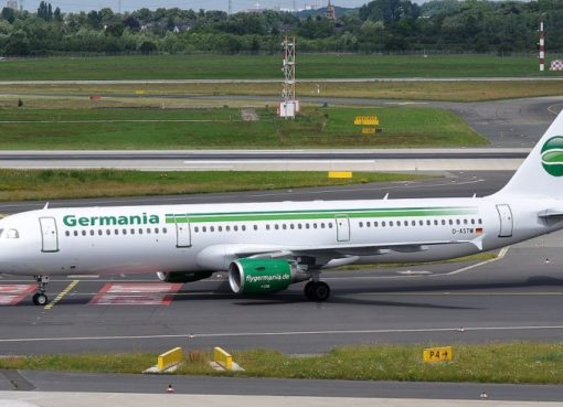 Germania Airbus A321-200