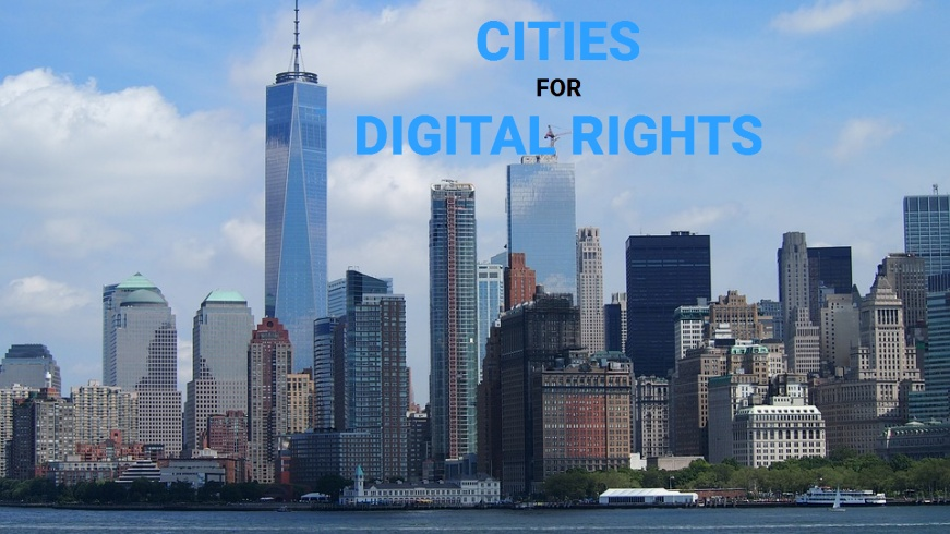 New York- City for Digital Rights