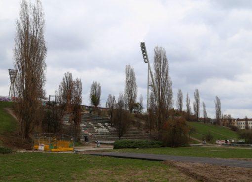 Amphitheater im Berliner Mauerpark