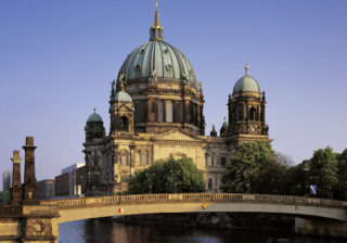 Dom mit Friedrichbrücke