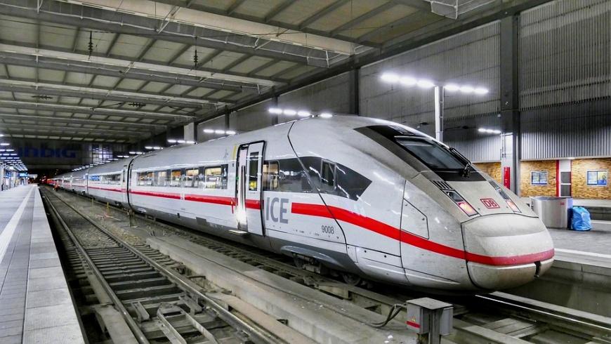 ICE 4 Berlin-München