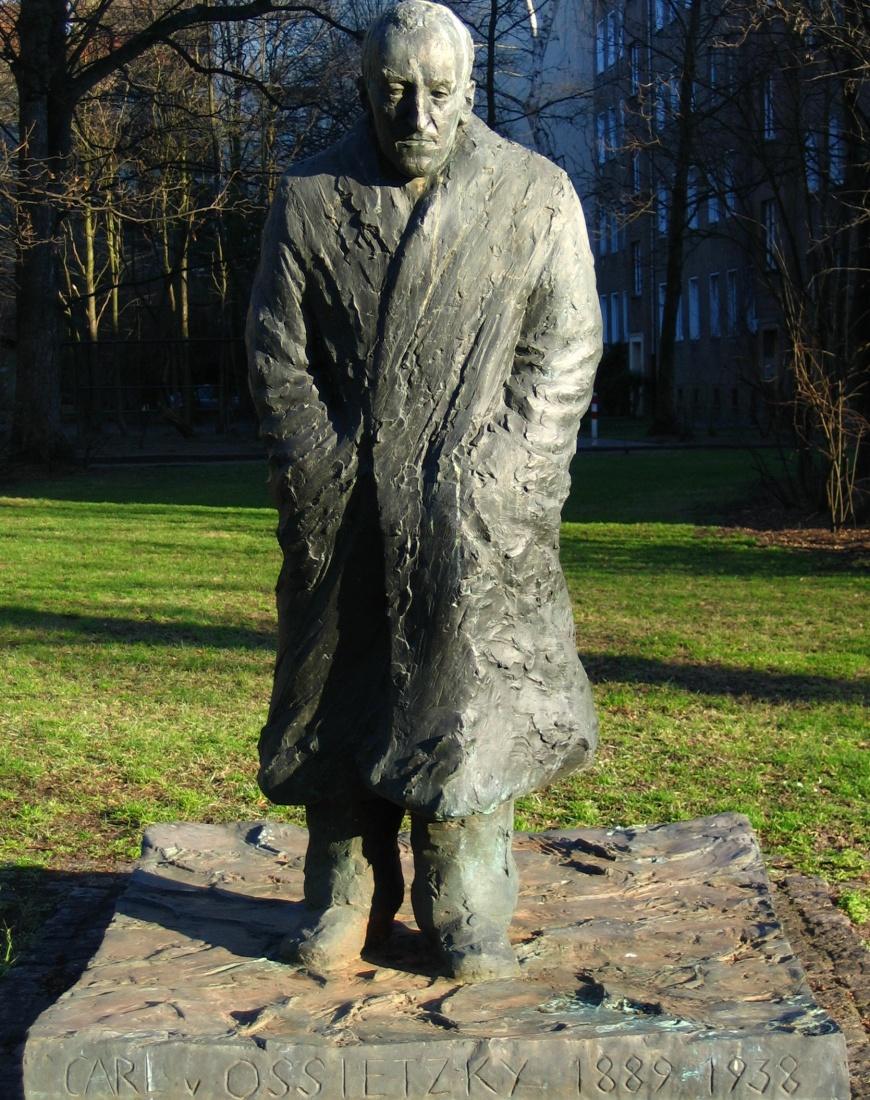Carl von Ossietzky Denkmal