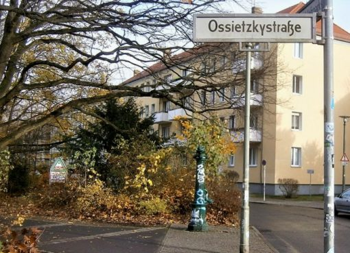 Ossietzskystraße