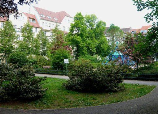 Solonplatz in Weißensee
