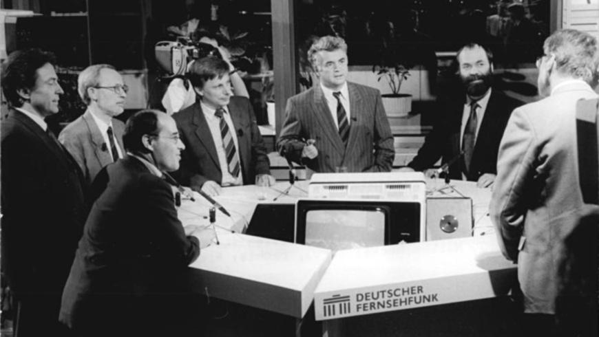 Zeitdokument: DDR Kommunalwahl 7.5.1989
